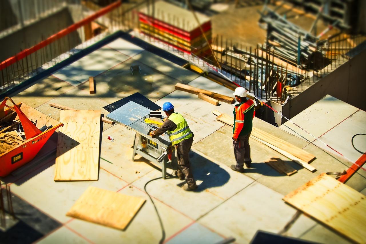 Jak zlecenia pozyskuje firma budowlana