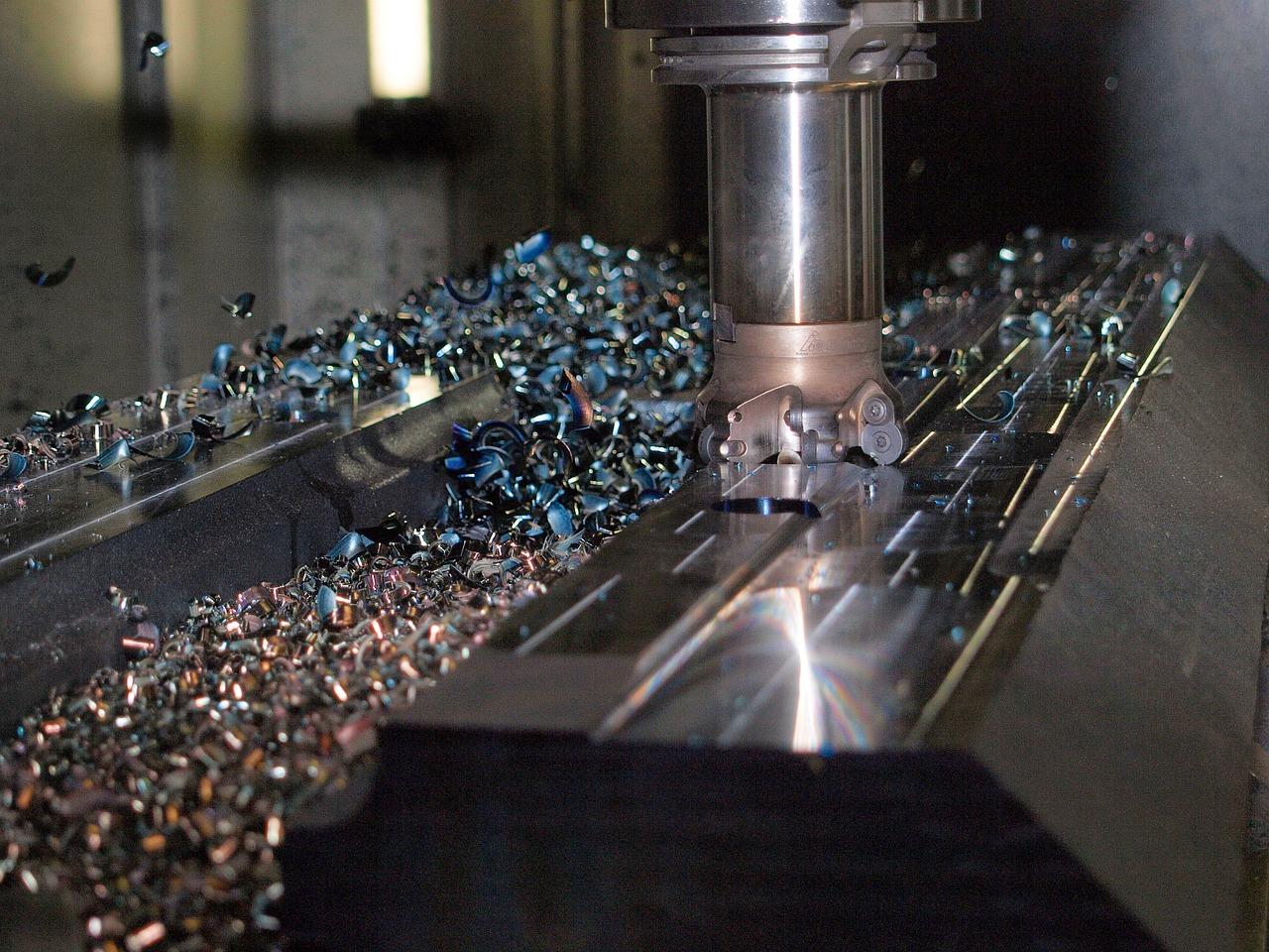 Polak potrafi – obróbka stali. Obróbka CNC Warszawa