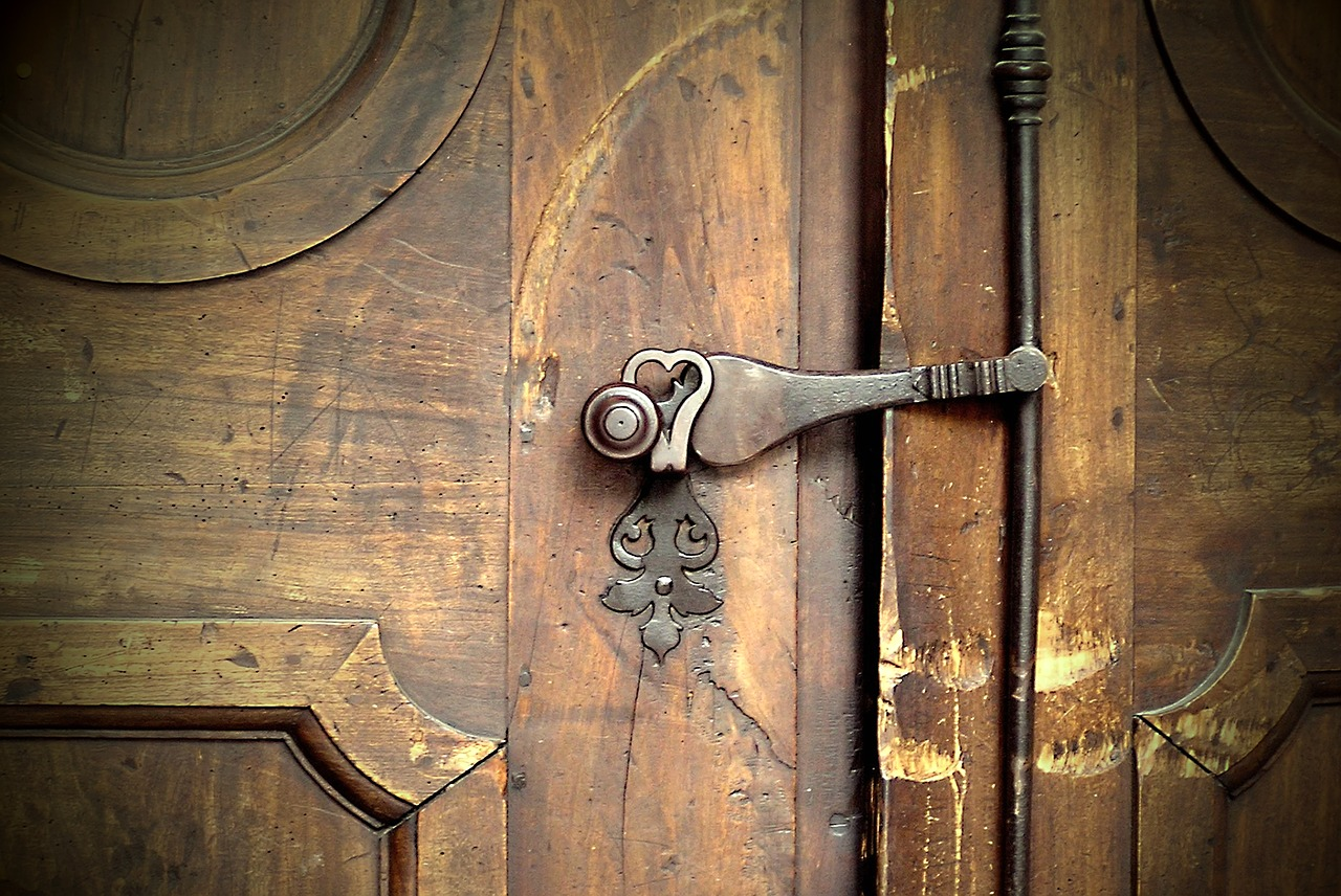 Drzwi jak nowe
